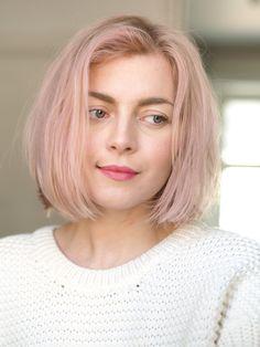 Pink bob   Hair   Photo: Pupulandia