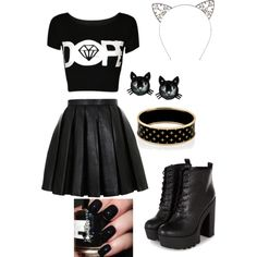 mahogany lox style outfit