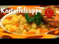 Kartoffelsuppe (von: erichserbe.de) - Essen in der DDR: Koch- und Backrezepte für ostdeutsche Gerichte | Erichs kulinarisches Erbe