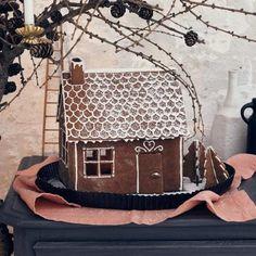 ▷ Lebkuchenhaus selber machen: Rezept - [LIVING AT HOME]