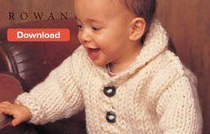Rowan Free Baby Pattern