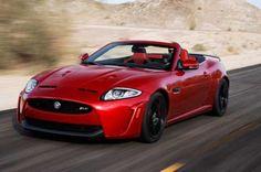 Jaguar XKRS Convertable