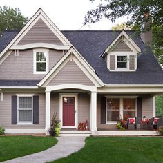 13 Exterior Paint Colors to Help Sell Your House | Final Camp Logan ...