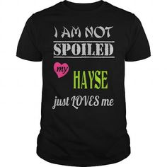 awesome Must buy T-shirt Keep Calm and let Hayse handle it Check more at http://whitebeardflag.info/must-buy-t-shirt-keep-calm-and-let-hayse-handle-it/