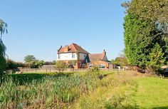 4 bed farm house for sale in Chelmsford :: Beresfords Group :: Guide Price Farm House For Sale, Country Roads, Farmhouse, Group, Mansions, House Styles, Bed, Home Decor, Decoration Home