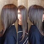 """The """"lob"""" or long bob, is a celebrity favorite and a super versatile haircut for clients who don't want too short or too long of hair. Hairstylist Raven Camacho provides us how-to steps to this extreme long bob, plus, we have three pieces of """"lob"""" information that you need to know before you start cutting!"""