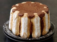 Discover the recipe Charlotte au Chocolat Tupperware on cuisineactuelle. – The most beautiful recipes Charlotte Dessert, Charlotte Cake, Gourmet Recipes, Cake Recipes, Dessert Recipes, Cooking Recipes, Thermomix Desserts, No Cook Desserts, Chocolate Desserts