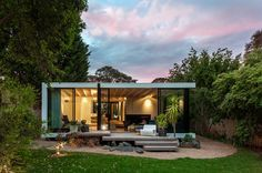 SJB Architects Design A Small House In A Small Town In Australia