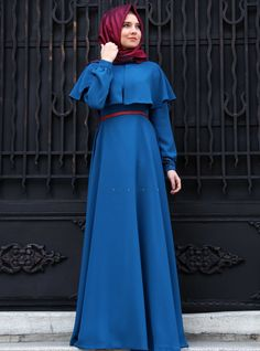 Hooked But Searching, The Modern Day Lifestyle - Your Guide Your Styles Islamic Fashion, Muslim Fashion, Modest Fashion, Fashion Dresses, Hijab Gown, Hijab Dress Party, Farewell Dresses, Culture Clothing, Modele Hijab