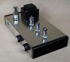 Acabado-Marantz-Pre-Amplificador-de-tubo-de-7-m7-6z5p-12ax7b-110V-Preamplificador-De-Tubo