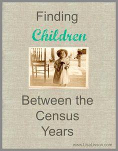 Finding+Children+Between+the+Census+Years