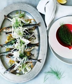 Be transported to the Mediterranean with these sardine dishes, bursting with the flavour of the sea. From bite-sized morsels bright with garlic and lemon to hearty plates of spaghetti where fennel does its best work, the only danger with these dishes is that they'll leave you wanting more.