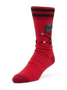 Hockey socks   Simons #maisonsimons #Le31 #giftideas #HotSox #christmas