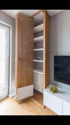 Living Room Tv Unit Designs, Design Living Room, Home Interior Design, Interior Architecture, Design Apartment, Bedroom Closet Design, Home And Living, Room Inspiration, Home Remodeling