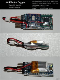 ALTDuino - A homemade dual deploy altimeter primarily designed to be used for model rockets Hobby Electronics Store, Diy Electronics, Electronics Projects, Refracting Telescope, Hobby Kids Games, The Parking Spot Hobby, Rocket Design, Hobby Lobby Furniture, Jets