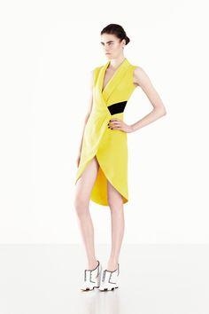 Amarelo Boom: Tendência de Cores Verão 2014: Amarelo  #amarelo #trend #resort