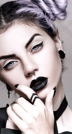 Tips and on how to start dressing gothic and not scare your mother; Awesome ideas on goth clothing, makeup and how to accessorize. Have fun