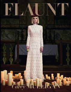 Flaunt Magazine, May 2013 #Cover #Fashion #Magazine