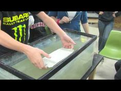 ▶ Eaton Middle School - Concrete Boat Float Project - YouTube