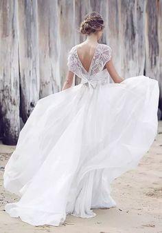 Anna Campbell Adelaide Dress A-Line Wedding Dress