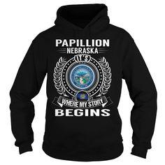Papillion, Nebraska Its Where My Story Begins