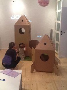 Cardboard Dad: Ракеты на старт - скоро!