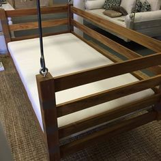 The Ultimate Guide southern living porch bed swing on this favorite site Balcony Swing, Pergola Swing, Gazebo, Swing Beds, Pergola Kits, Patio Diy, Diy Porch, Modern Front Porches, Porch Bed