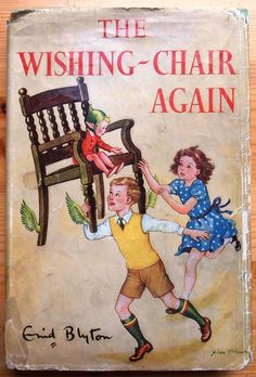 I Love Books, Good Books, Enid Blyton Books, Vintage Children's Books, Antique Books, Children's Book Illustration, Childhood Memories, Childrens Books, Book Art