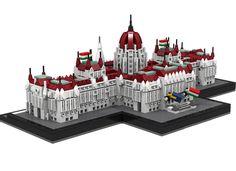 Lego hungarian parlament
