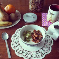 Tè verde e pasticcini: { It'sBreakfastTime } - Marzo