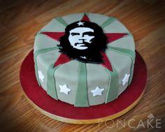 Che Guevara Cake - Torta del Che