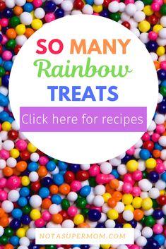 Literally All the Rainbow Recipes - Anne Parris Rainbow Fruit Trays, Rainbow Jello, Rainbow Donut, Rainbow Treats, Rainbow Ice Cream, Rainbow Food, Rainbow Sugar Cookies, Italian Rainbow Cookies, Cinnamon Stars Recipe