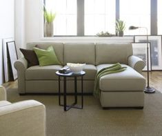 Carlton King Sleeper Sofa for Small Spaces