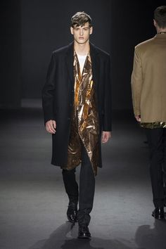 Calvin Klein | AW16 | PittiUomo89 | MFW | menswear | moda masculina