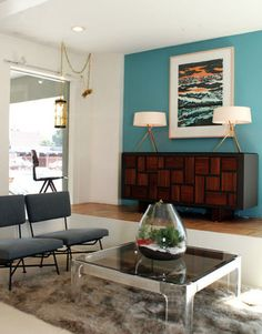 Love This Color As The Pop Of Color In My Gray Bedroom Or As An Accent Wall  In The Living/dining Room Maybe?
