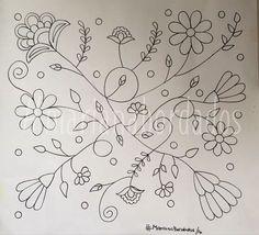 Resultado de imagen para dibujos para bordado mexicano #bordadosmexicanos