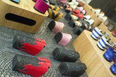 Tanya Heath Paris : Les chaussures à talons interchangeables