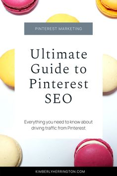 Learn how to use Pinterest strategies to improve your website traffic and Pinterest SEO. Digital Marketing Trends, Digital Marketing Strategy, Social Media Marketing, Marketing Strategies, Content Marketing, Seo Strategy, Seo Tips, Business Tips, Online Business