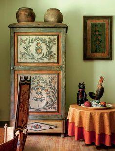 ancient russian style interior - Поиск в Google