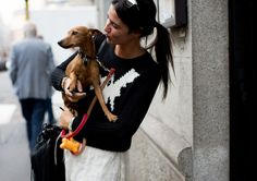 On the Street….Via Venezia, Milan