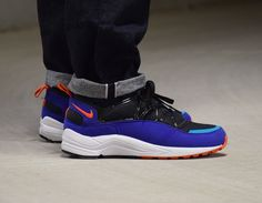 #Nike Air Huarache Light Ultramarine #sneakers