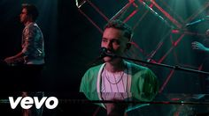 Years & Years - Eyes Shut (Live From The Brits Nominations Launch 2016)