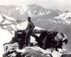 Guerra Bianca | Sul monte S. Matteo, 1918
