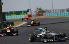 Hungarian Grand Prix: Race Results