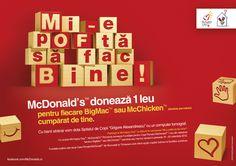 Mi-e pofta sa fac bine – sau cum McDonald's Romania a crescut enorm in ochii mei