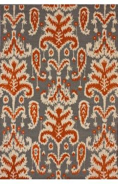 Rugs USA Santa Ana Verden Ikat Smoke Rug,  , area rugs, style, home decor, pattern, trend, home decor, house, home, interiors, pretty, inspire, chic, discount,