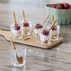 Tasty delicacies with #argrown strawberries #mossmountainfarm #joy #pallensharethebounty #shopPAllen