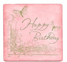 Wild@heart: Friday freebie - happy birthday tags