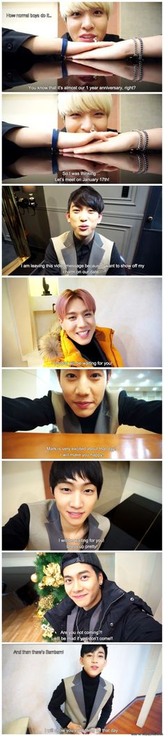 Well Bambam that, for sure sounds quite.. interesting ㅍօㅍ''| allkpop Meme Center