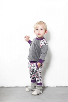 raindrops & pants | Lulu and the Pug | Autum/Winter 2013